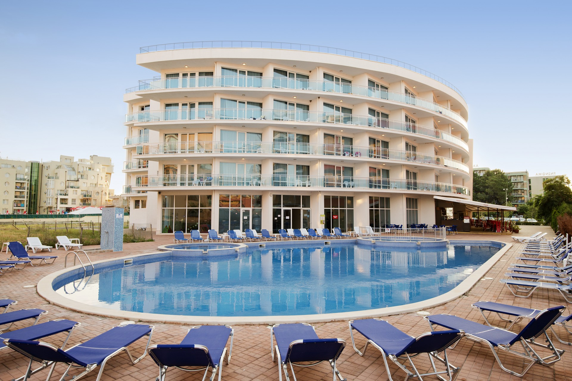 хотел Калипсо, Слънчев Бряг